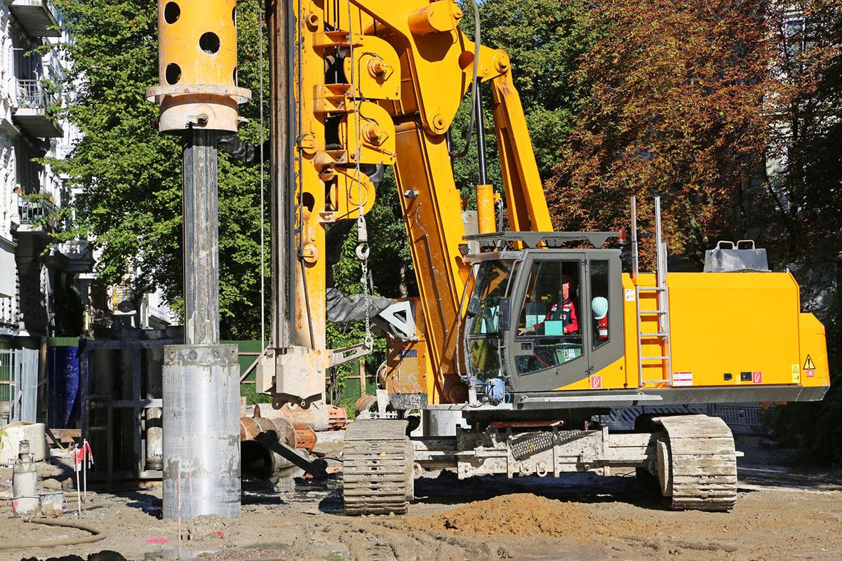 Grundbau archive ingenieurb ro f r baustatik in schweinfurt for Ingenieur geotechnik